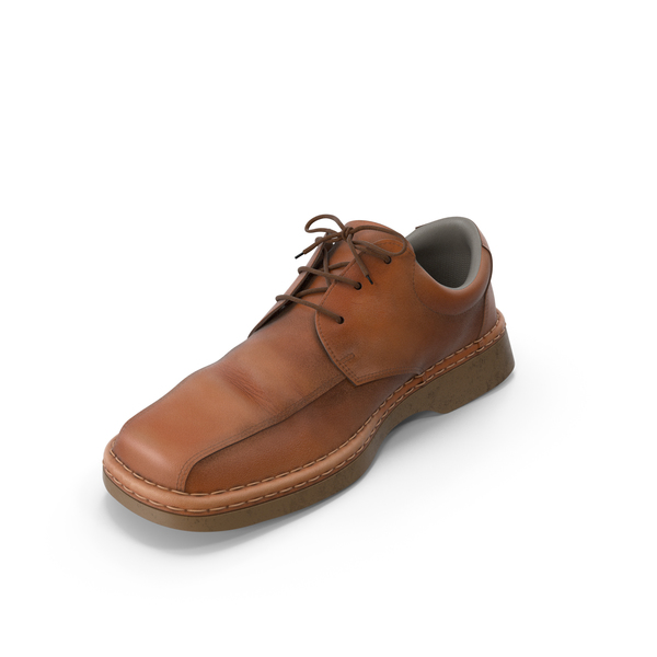 Leather: Men's Shoes PNG & PSD Images