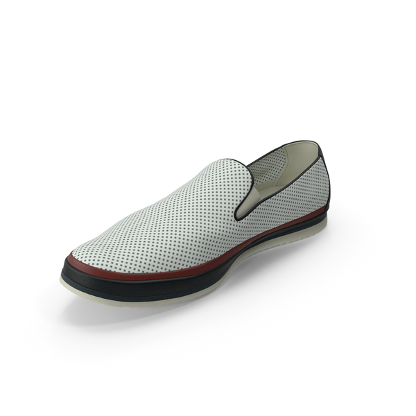 Men's Shoes White PNG & PSD Images