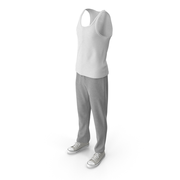 Men's Sport Clothing PNG & PSD Images