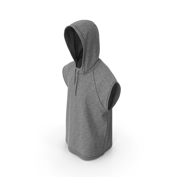 Men's Vest Grey PNG & PSD Images