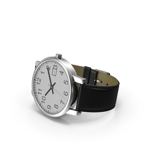 Men's Wrist Watch PNG & PSD Images
