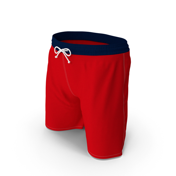 Men Swim Trunks PNG & PSD Images