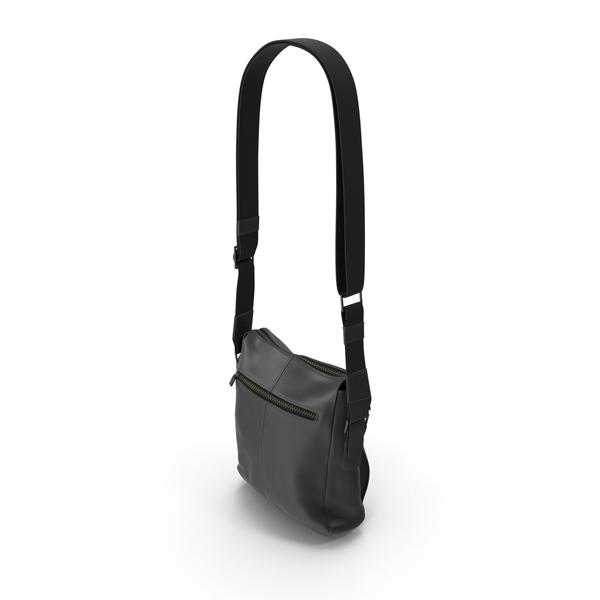 Mens Bag Black PNG & PSD Images