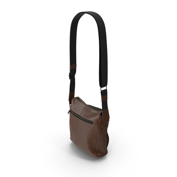 Mens Bag Brown PNG & PSD Images