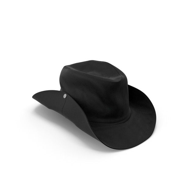 Mens Hat Black PNG & PSD Images