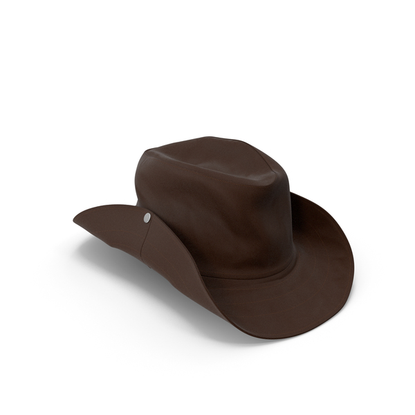 Mens Hat Brown PNG & PSD Images