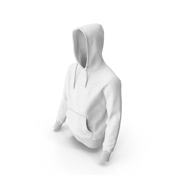 Mens Hoody White PNG & PSD Images