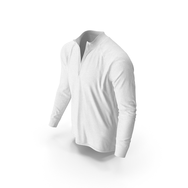 Mens Pullover White PNG & PSD Images