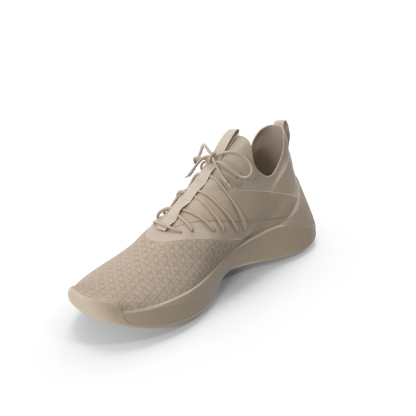 Shoes: Mens Sneakers Beige PNG & PSD Images