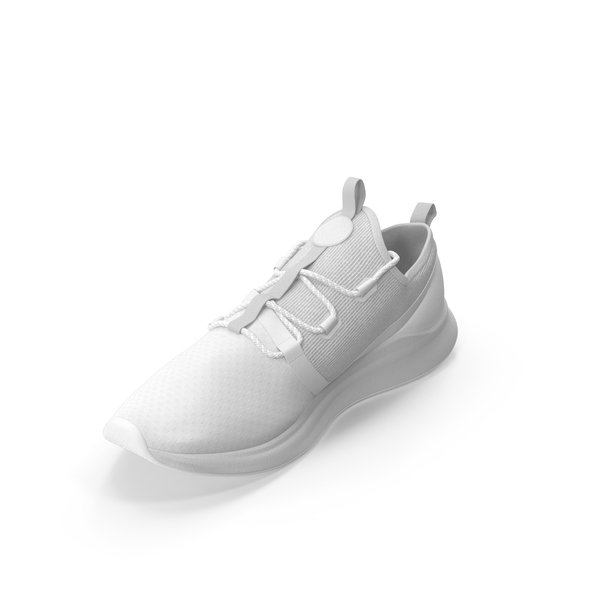 Mens Sneakers White PNG & PSD Images