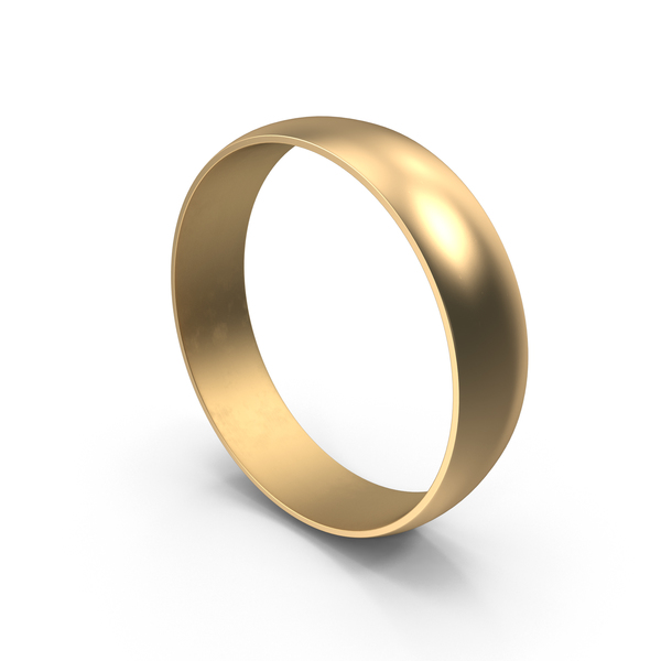 Mens Wedding Ring Object