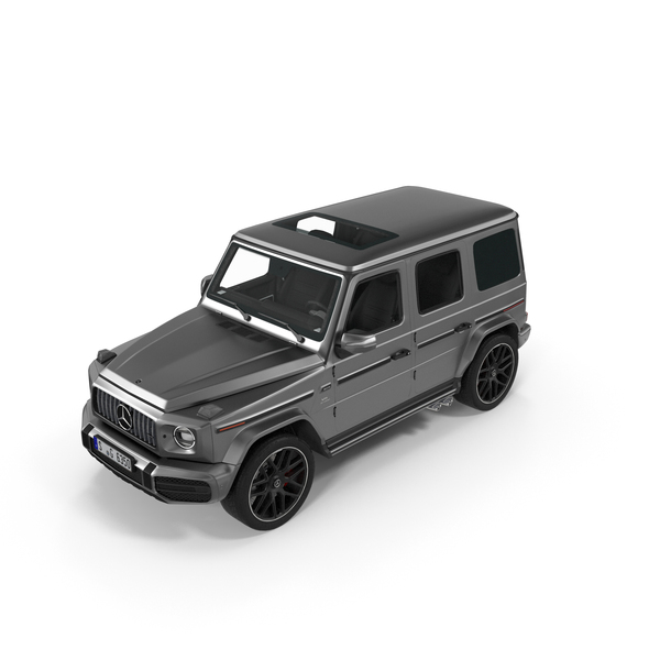 Mercedes Benz AMG G 63 PNG & PSD Images