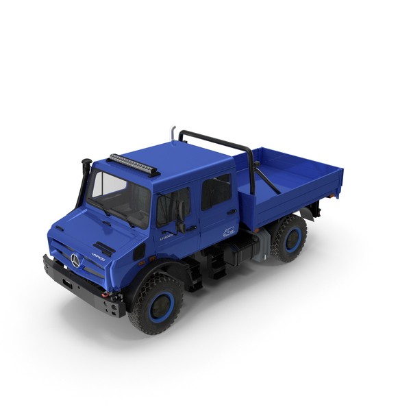 Mercedes Benz Unimog 4023 Off Road Vehicle PNG & PSD Images