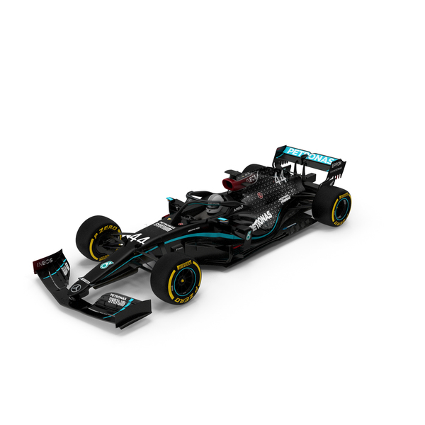 Mercedes W11 F1 Car PNG & PSD Images