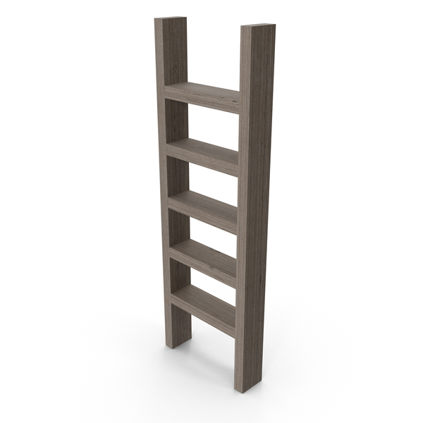 Mercury Row Decorative Ladder PNG & PSD Images
