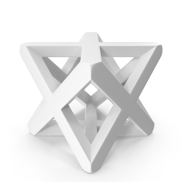 Religious Icon: Merkaba Symbol PNG & PSD Images