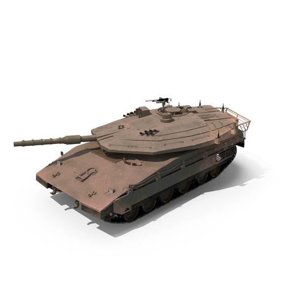 Merkava Mk IV Object
