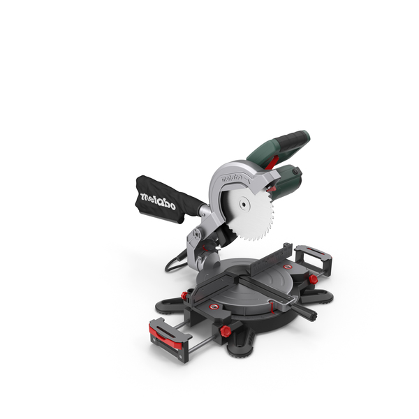 Miter: Metabo Mitre Saw PNG & PSD Images