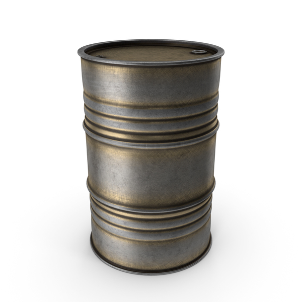 Metal Barrel Iron Giant PNG & PSD Images