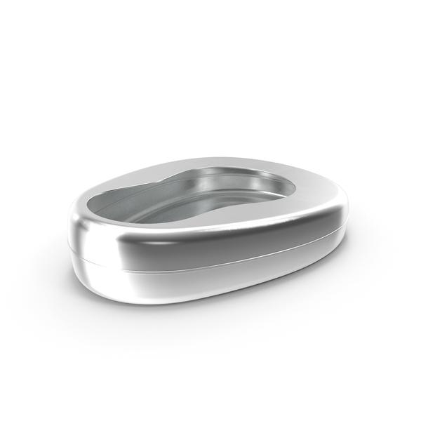Metal Bed Pan PNG & PSD Images