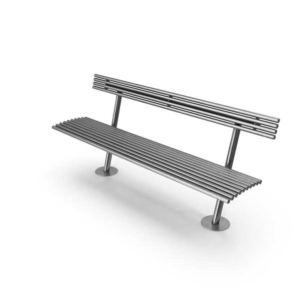 Metal Bench PNG & PSD Images