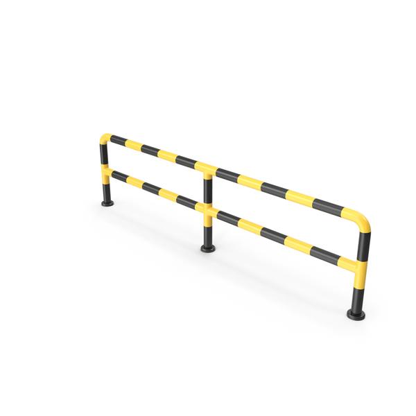 Road Safety Barrier: Metal Blocker PNG & PSD Images