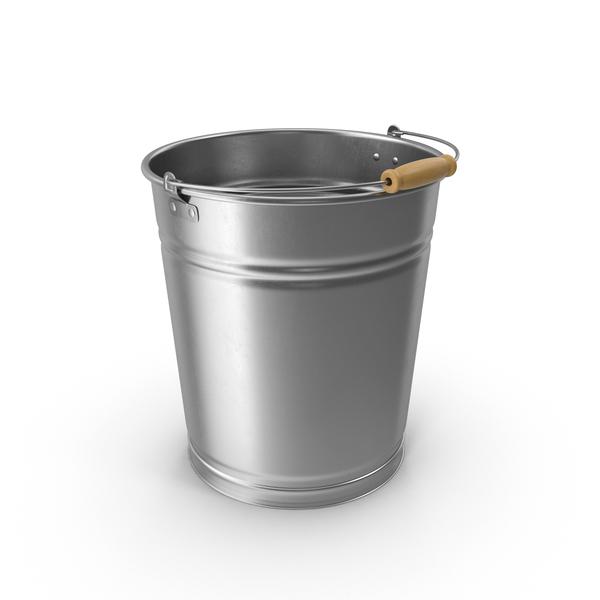 Metal Bucket PNG & PSD Images
