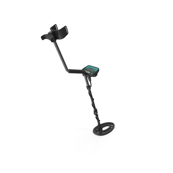 Handheld: Metal Detector Generic PNG & PSD Images
