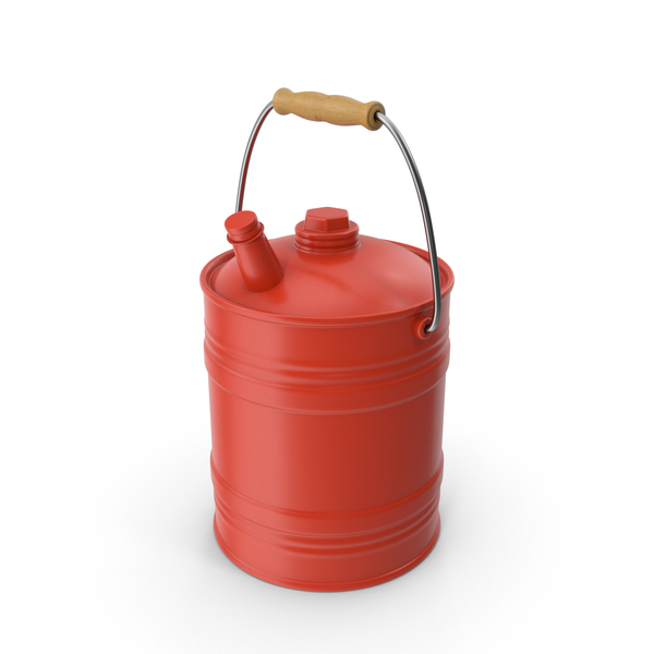 Metal Gas Can PNG & PSD Images