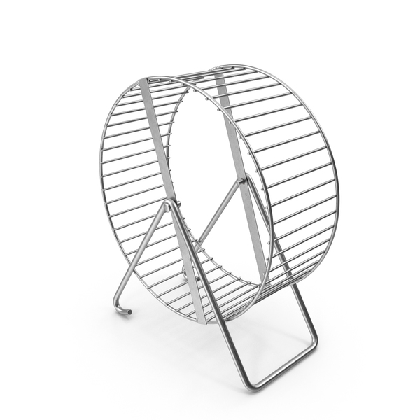 Metal Hamster Wheel PNG & PSD Images