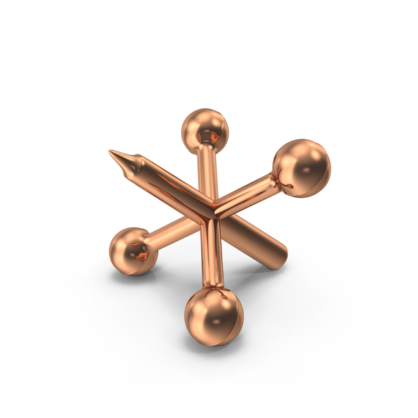 Metal Jack Copper PNG & PSD Images