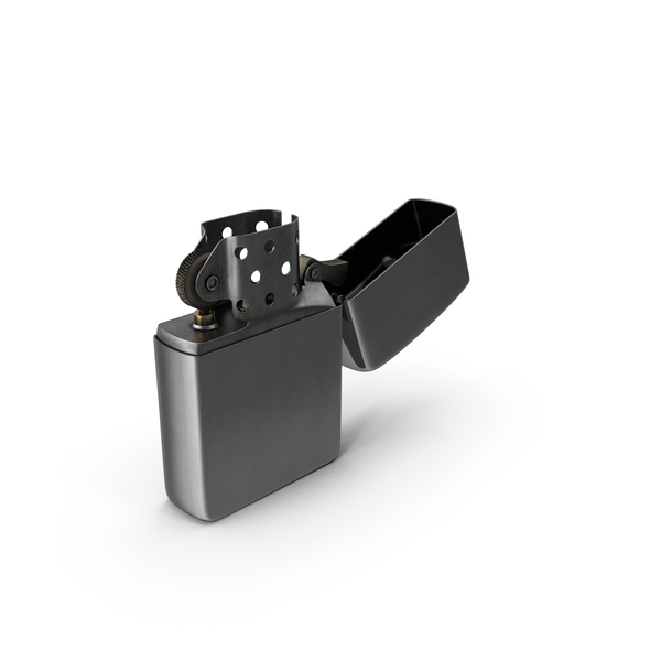 Metal Lighter PNG & PSD Images