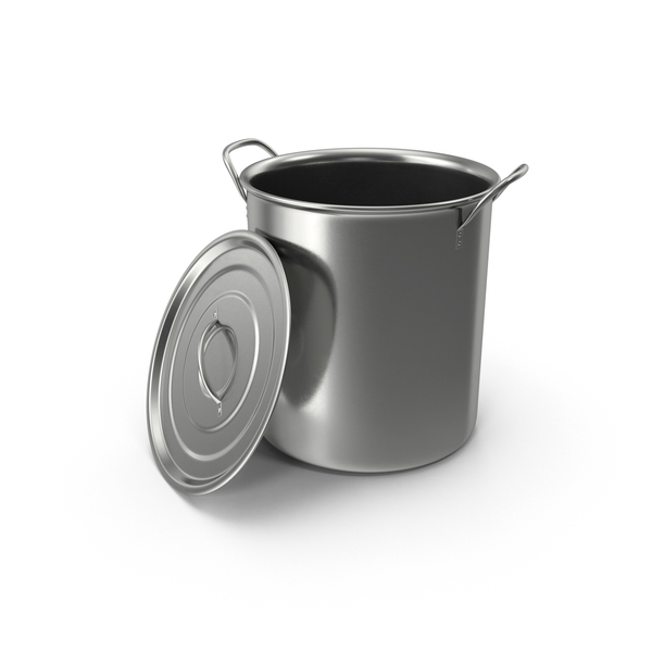 Metal Pot PNG & PSD Images