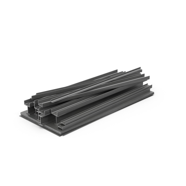 Metal Profiles PNG & PSD Images