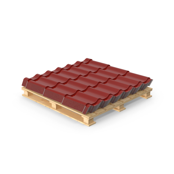 Roof: Metal Roofing Pallet PNG & PSD Images