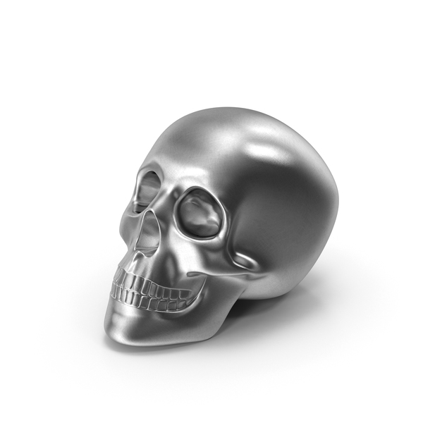 Metal Skull PNG & PSD Images
