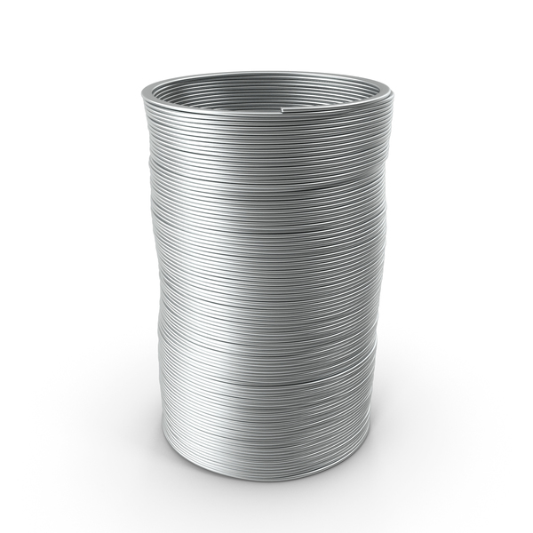 Toys: Metal Slinky Toy Spring PNG & PSD Images