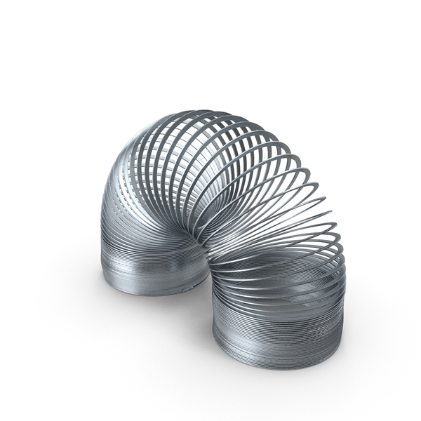 Metal Slinky PNG & PSD Images