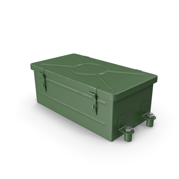 Metal Tool Box PNG & PSD Images