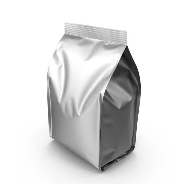 Metallic Food Packaging PNG & PSD Images