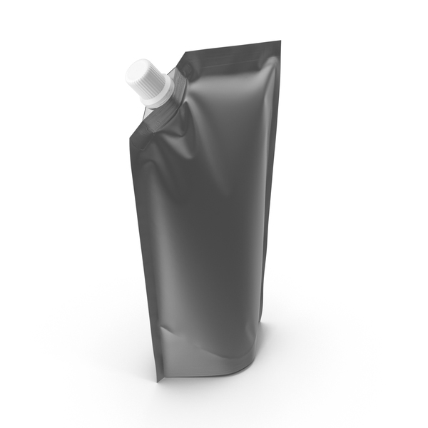Container: Metallic Food Packaging PNG & PSD Images