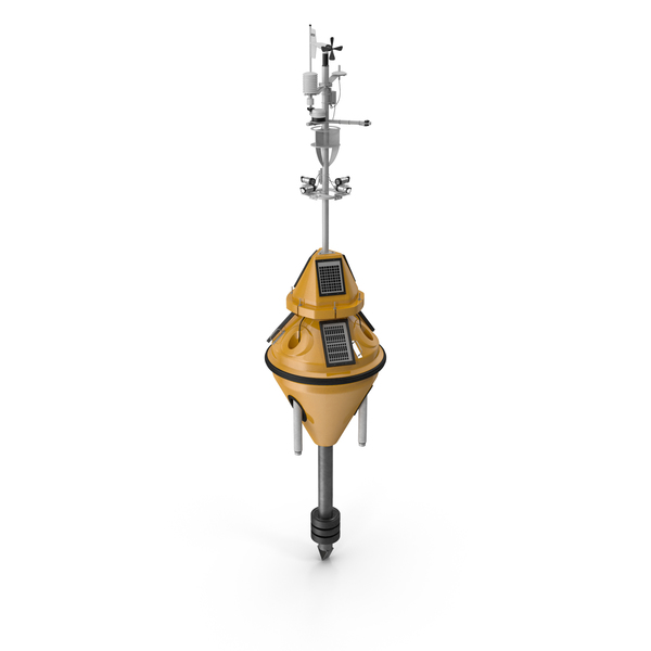 Meteorological Buoy PNG & PSD Images