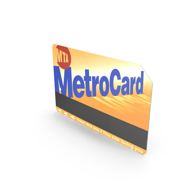 Metro Card PNG & PSD Images