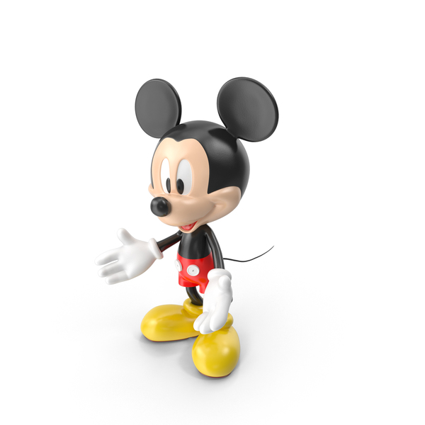 Mickey Mouse PNG & PSD Images
