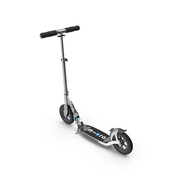 Micro Flex Air Aluminum Scooter PNG & PSD Images