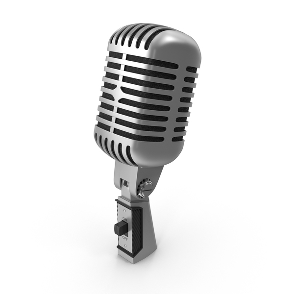 Microphone Head PNG & PSD Images