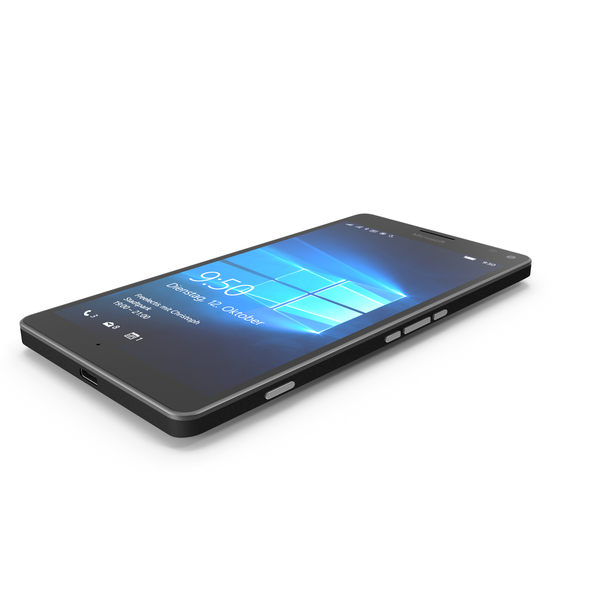 Microsoft Lumia 950 XL PNG & PSD Images