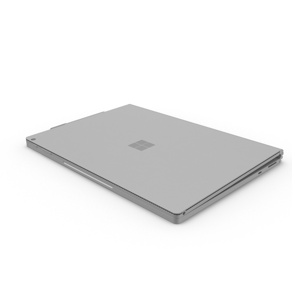 Laptop: Microsoft Surface Book 2 PNG & PSD Images