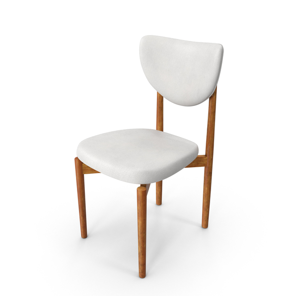 Mid-Century Modern Chair PNG & PSD Images
