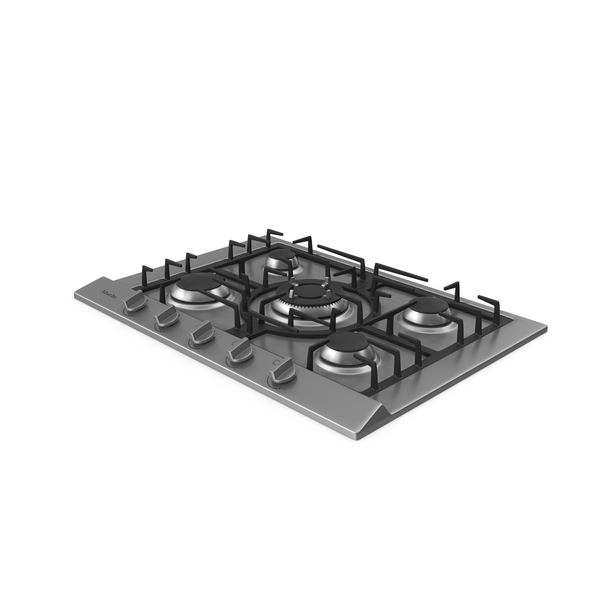 Miele Gas Cooktop PNG & PSD Images